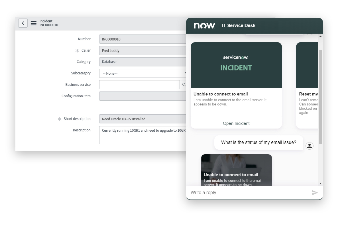 Boost your Service Management with our new ServiceNow Connector